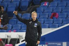 Manajer Brighton Graham Potter enggan bandingkan hasil kerja dengan pendahulunya