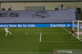 Atasi Alaves 2-0, kemenangan Real Madrid kembali diwarnai penalti