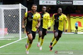 Dua penalti antar Watford bangkit tundukkan Newcastle 2-1