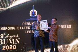 PPD terbaik pertama Anugerah BUMN 2020