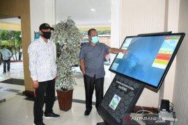 Pemkab Gorontalo Utara terima peralatan canggih pendeteksi gempa dan tsunami