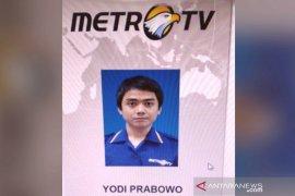 Penyesalan kekasih editor Metro TV Yodi Prabowo