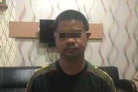 Bermodal lencana plastik, pria Lampung nekat jadi BIN gadungan di Pekanbaru
