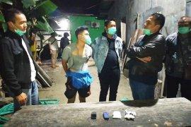 Polisi tangkap bandar narkoba saat bertransaksi sabu