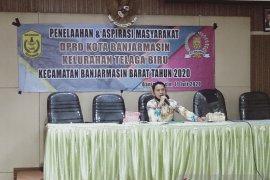 DPRD Banjarmasin: warga pertanyaan bantuan dana PSBK kapan dikucurkan