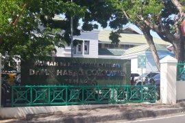 Perpustakaan Nasonal salurkan bantuan kepada dua RSU di Malut