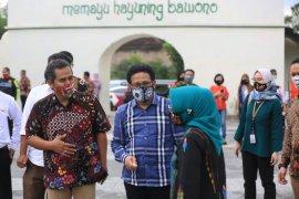 Mendes Abdul Halim ajak masyarakat Yogyakarta hidupkan kembali desa wisata