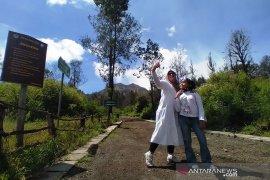 Pembatasan pengunjung wisata alam kawah Ijen Banyuwangi