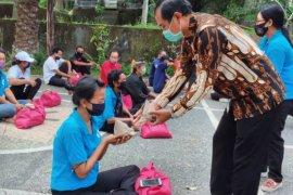 """Tujuh tahun """"Taman Nusa"""" Gianyar dirayakan sederhana"""