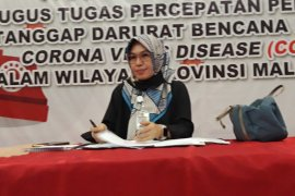 Pasien positif COVID-19 di Malut melonjak