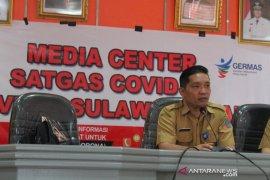 Warga Sulut terjangkit COVID-19 hingga 1.660 orang