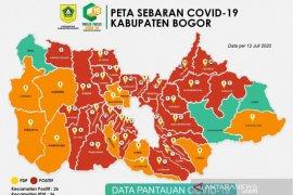 Cariu Bogor kembali dinyatakan jadi zona hijau