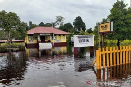 Kapuas Hulu flooding submerges larger area