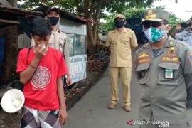 Terjaring razia tidak pakai masker, anak di Daha Selatan ini memilih sanksi ngaji