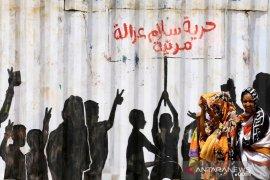 Kuburan massal di Sudan diduga berisi jasad perwira korban Bashir