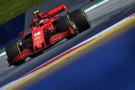 Upgrade Ferrari di GP Styria  mengecewakan