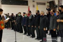 Kepengurusan Dewan Kesenian Daerah Kotabaru dikukuhkan