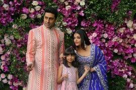 Terpapar COVID-19, Aishwarya Rai Bachchan dirawat di rumah sakit