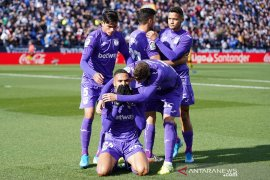 10 pemain Leganes atasi Valencia  dan rawat peluang hindari degradasi