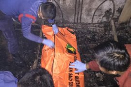 Ibu dan kedua anaknya tewas pada kebakaran rumah di Bekasi