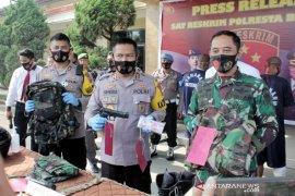 Ditangkap, perwira TNI gadungan tipu dua wanita di Denpasar
