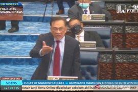 Anwar Ibrahim dilantik menjadi ketua oposisi di parlemen