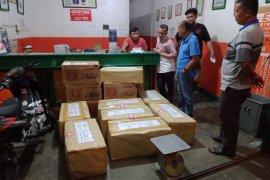 Korem 042/Gapu kirim ribuan botol madu untuk siswa Secapa AD yang terpapar COVID-19