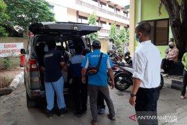 RS Polri lakukan autopsi tiga korban kebakaran di Bekasi