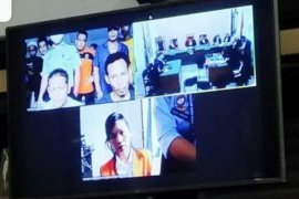 PN Medan vonis  hukuman mati kurir 30 kg sabu