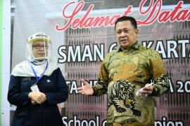 Ketua MPR Bamsoet ingatkan keselamatan siswa belajar tatap muka masa pandemik
