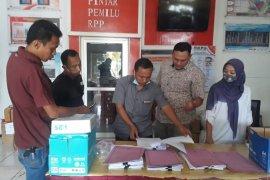 KPU Mukomuko distribusikan perlengkapan protokol kesehatan ke PPK