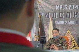 MPLS siswa baru di Kota Madiun dilakukan secara daring