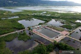 Embung Hutadaa jadi tempat rekreasi baru warga Kabupaten Gorontalo