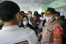 Polres Simalungun dukung Rumah Oleh-oleh UMKM
