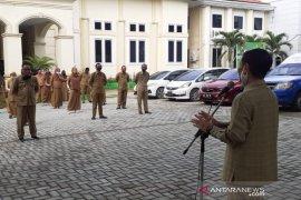 Dinas Perpustakaan Kabupaten Gorontalo terapkan kenormalan baru