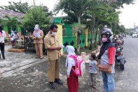 Bupati Belitung minta sekolah optimalkan penerapan protokol kesehatan