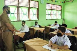 Begini pesan bupati Aceh Timur kepada pelajar saat sekolah di era normal baru COVID-19