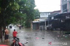 Tujuh kabupaten kota se-Babel rawan banjir