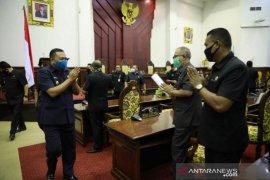 Empat fraksi DPRD Gianyar kemukakan Pandangan Umum