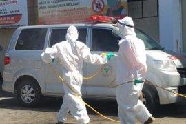 Warga Magetan positif terinfeksi virus corona bertambah menjadi 123 orang