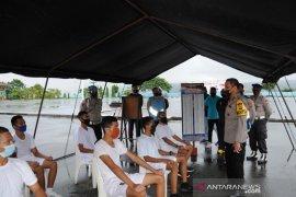 Wakapolda : seleksi anggota Polri  cari SDM  berkualitas