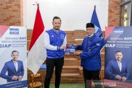 Pelatih sepakbola Rahmad Darmawan gabung Partai Demokrat