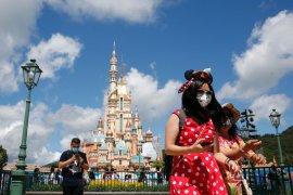 Disneyland Hong Kong akan ditutup lagi karena kenaikan jumlah infeksi virus corona