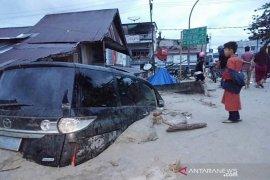 Dua korban tewas usai peristiwa banjir bandang Masamba