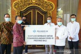 Pelindo III salurkan 5.000 paket pangan kepada warga Bali terdampak COVID-19