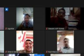 235 jurnalis di Riau ikuti Webinar bersama SKK migas