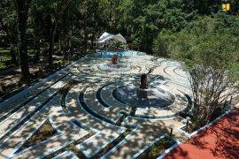 Kementerian PUPR rampungkan penataan Kebun Raya Purwodadi, Jatim