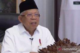 Ma'ruf Amin: Kerukunan antarumat beragama adalah aset terpenting bangsa