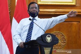 Mahfud MD akan sampaikan penundaan RUU HIP ke DPR