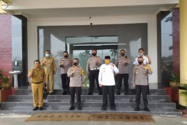 Gubernur Banten Wahidin Halim minta Polda kawal pelonggaran PSBB di Tangerang
